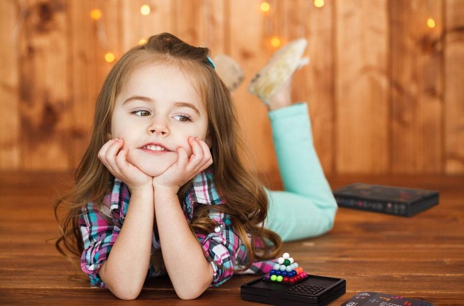 Zábava, napětí a trénink mozku